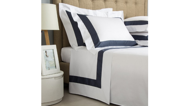 Bicolore Bed Set