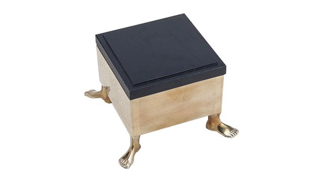 Narcissus  Square Box