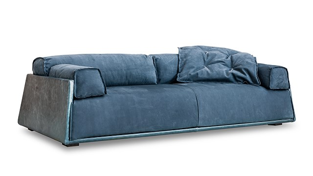 Hard & Soft Sofa