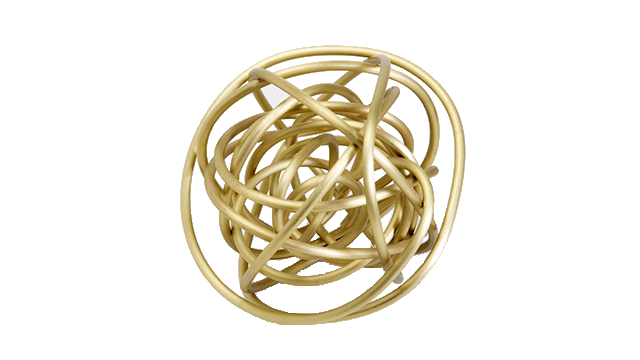 Knot Sculpture