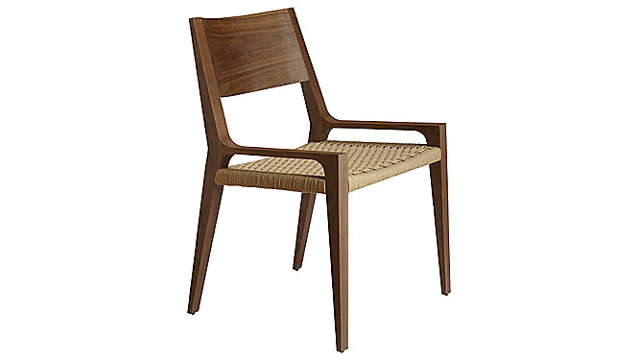 Seido Walnut Armchair