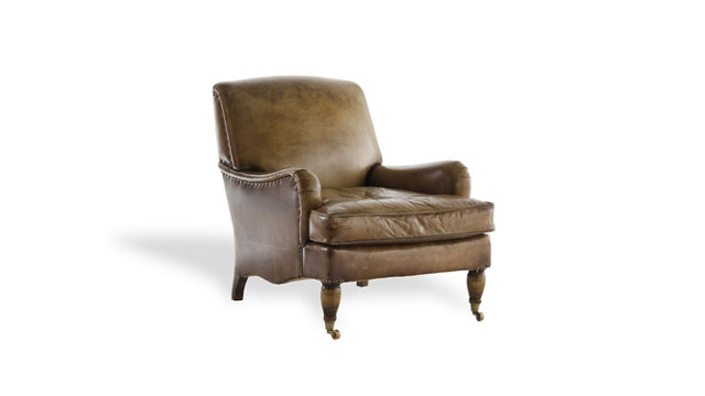 Edwardian Club Chair