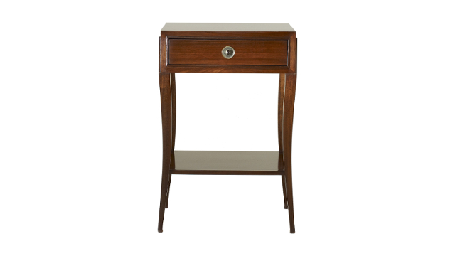 Petite Book End Accent Table