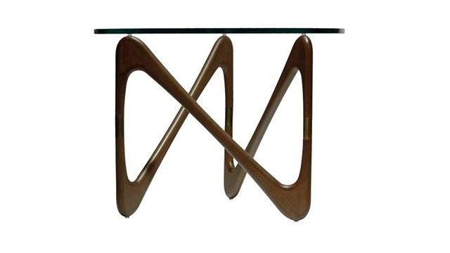 Moebius Accent Table