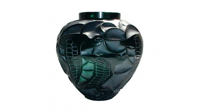 Courlis Vase