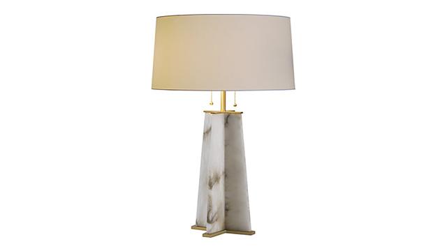 Azurite Table Lamp