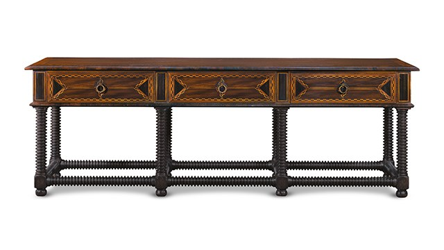 Porto Refectory Table