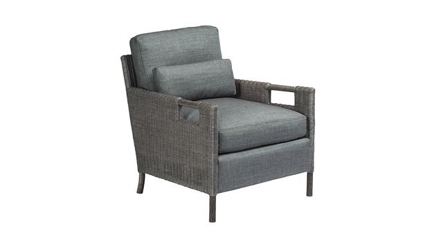 Thomas Pheasant Woven Core Lounge Chair