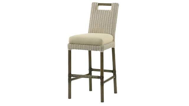 Woven Core Bar Stool