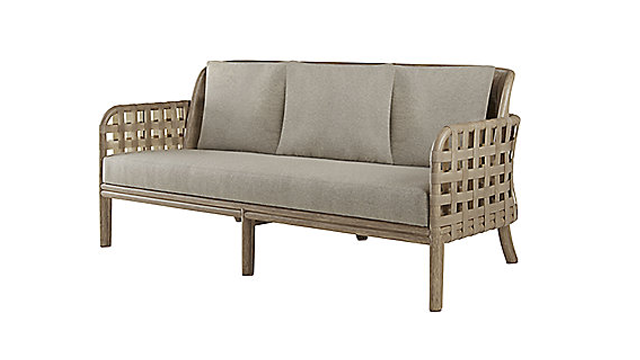 Steven Volpe Cambric Settee