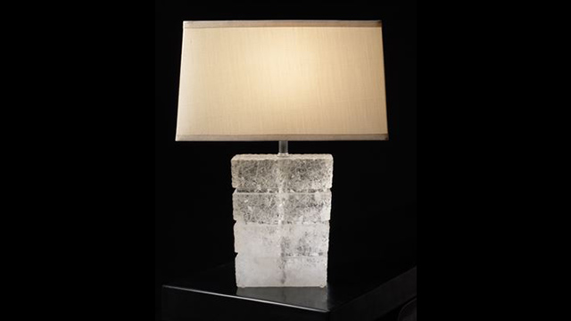 Crystal Traxx Lamp