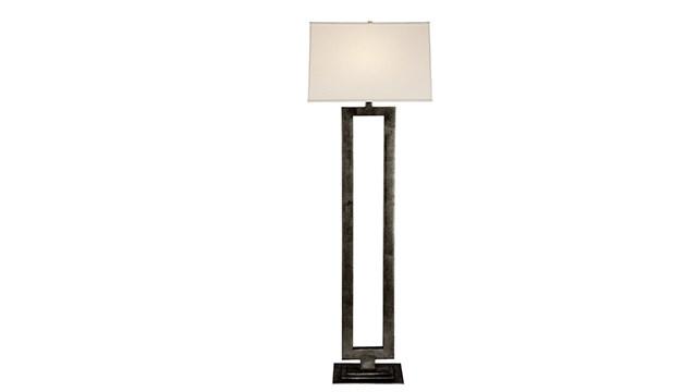 Modern Open Floor Lamp