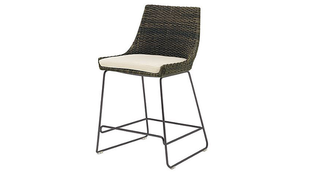Woven Shelter Bar Stool