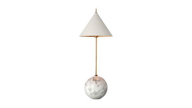 Cleo Orb Base Desk Lamp