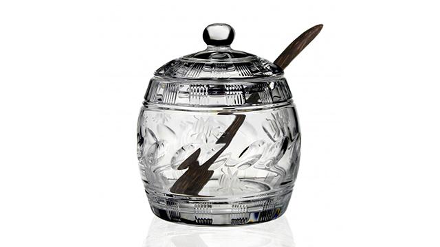 Bebe Honey Jar &Spoon