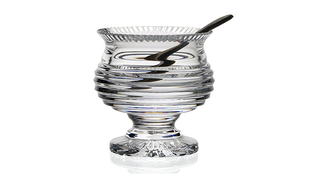 Paula Salt Dish & Spoon