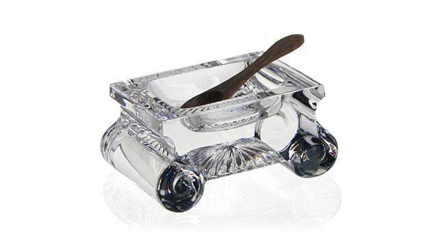 June Salt Dish & Spoon