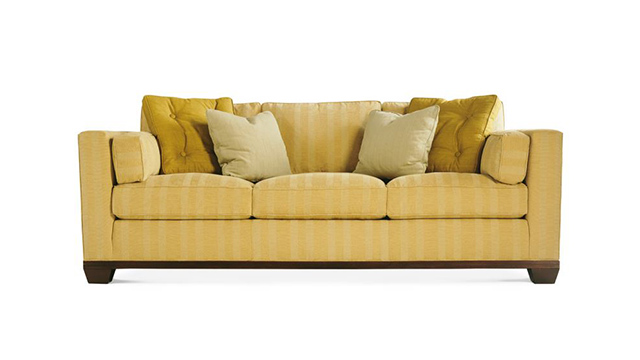 Reeded Base Sofa