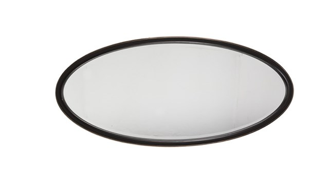 Horizon Oval Mirror