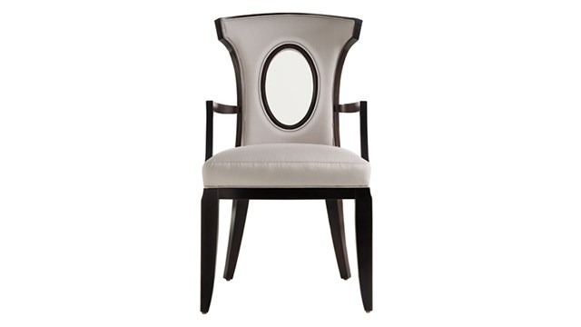 Graceful Arm Chair