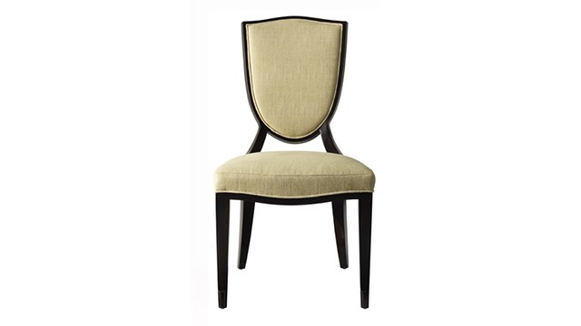Shield Back Side Chair