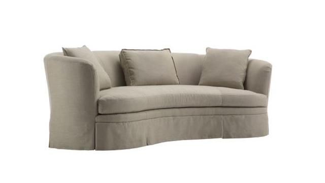 Drop Shoulder Sofa