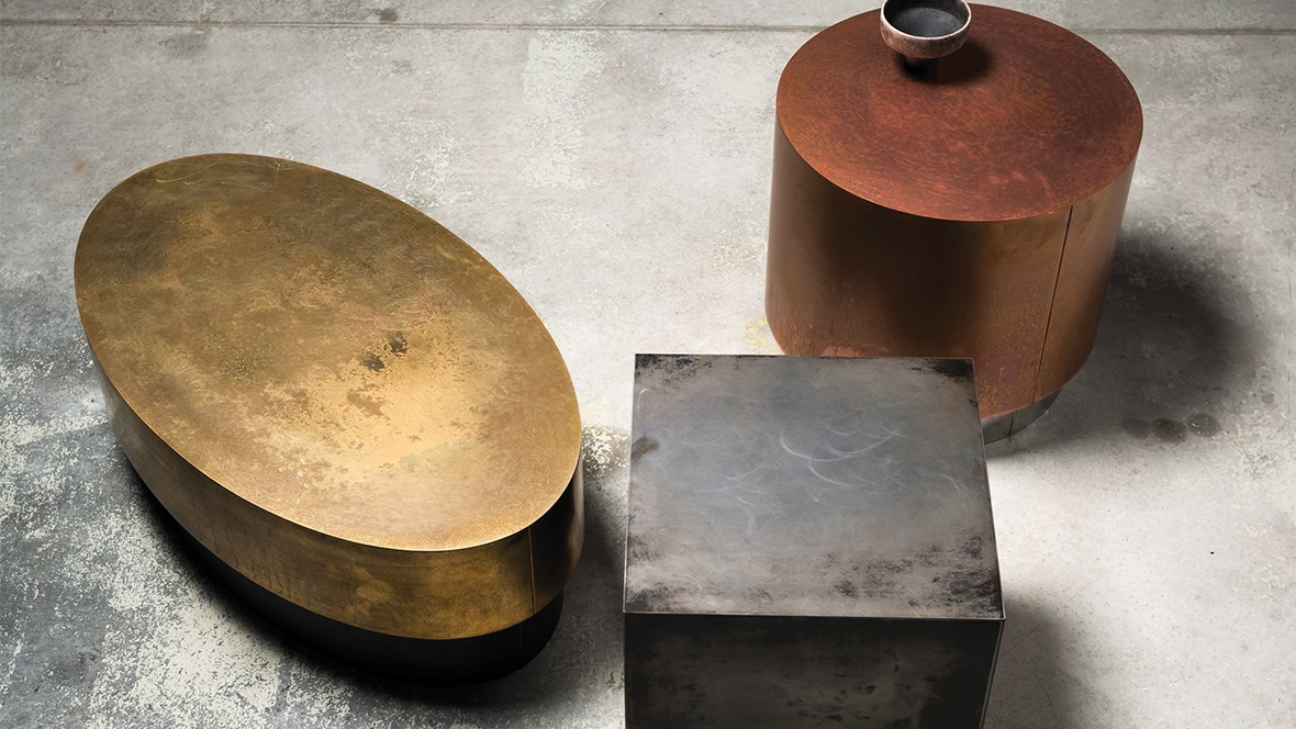 Modern metallic
