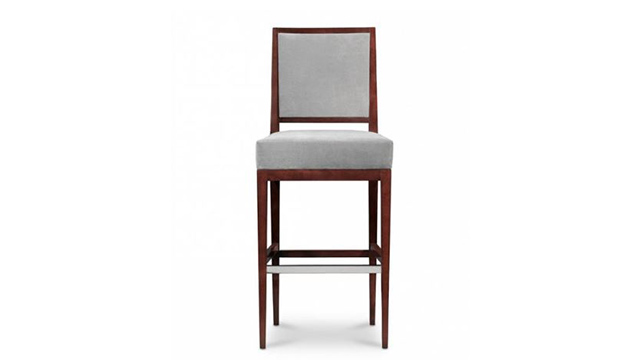rosenau upholstered back bar stool antalyaa bar stool