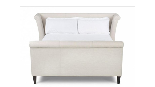 Modern Luxury Upholstered Bed