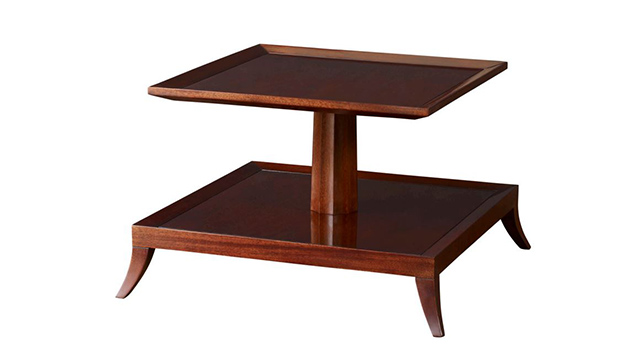 Tower Two Tier Table