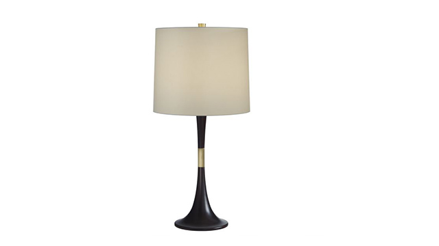 Golden Cuff Table Lamp
