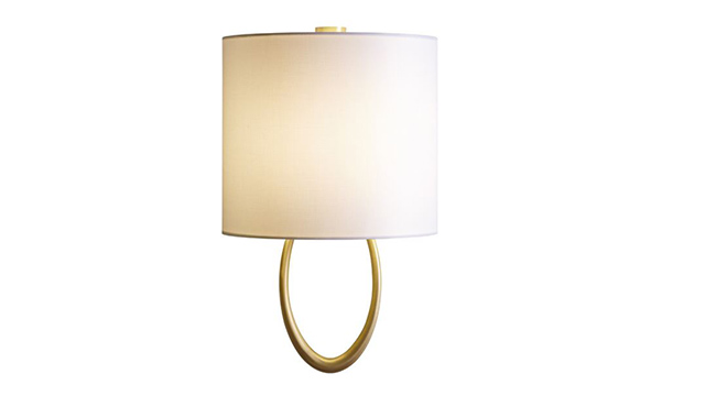 Perfect Oval Sconce