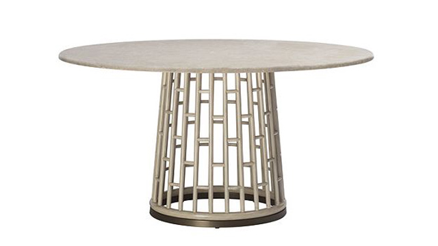 Fretwork Dining Table