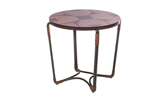 Baton Side Table