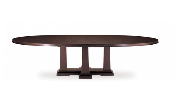 Pier Oval Dining Table