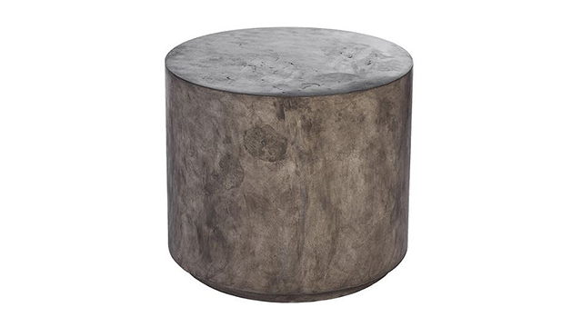 Low Concrete Stool