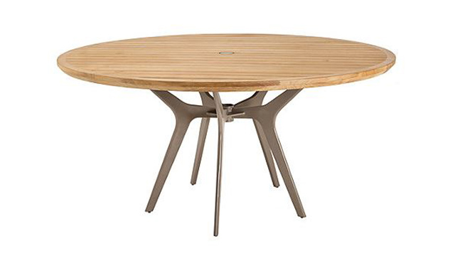 Farallon Outdoor Teak Dining Table