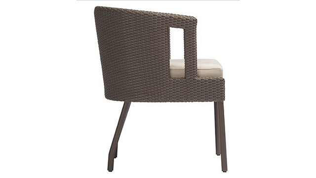 Outdoor Cab Dining Chair