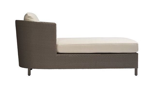 Outdoor Harbor Chaise