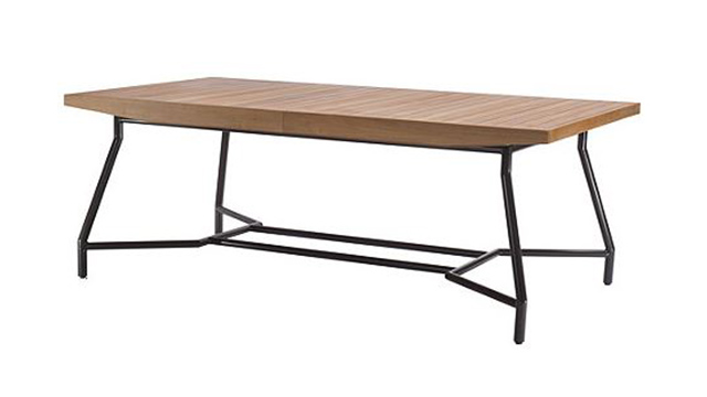 Barbara Barry Outdoor Communal Dining Table Cavit Co - Outdoor communal table