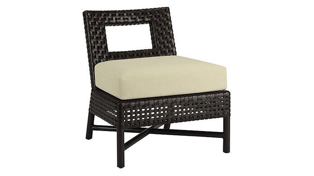Antalya Outdoor Slipper Chair