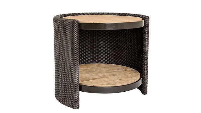 Outdoor Horizon End Table