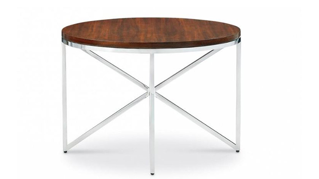 Domicile Walnut Side Table