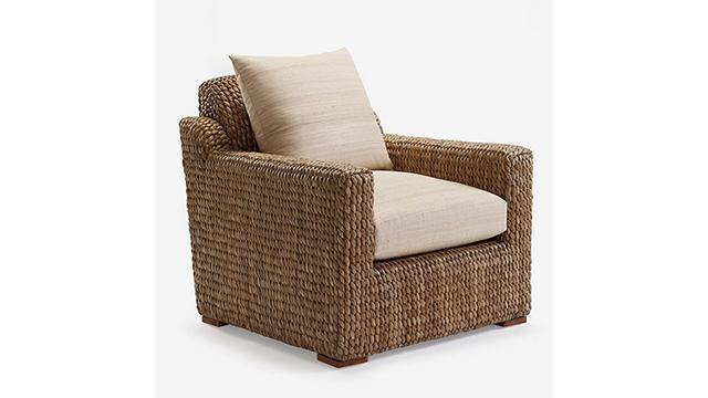 Raymond Woven Club Chair