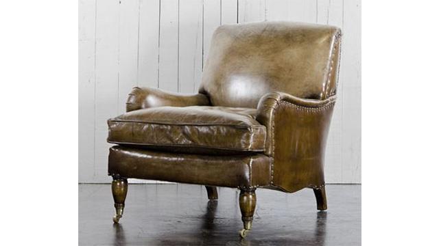 Edwardian Club Chair