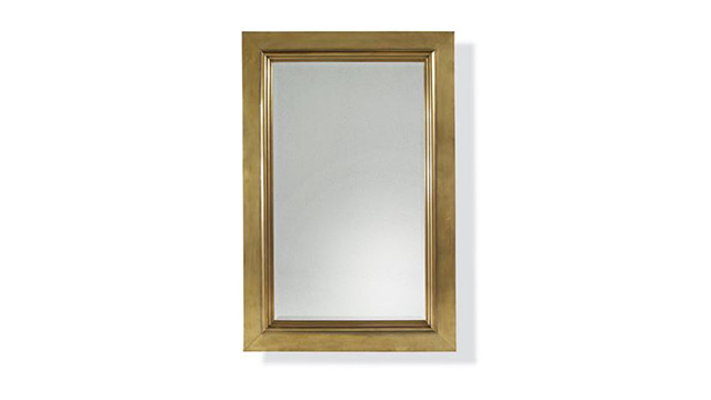 Duke Brass mirror