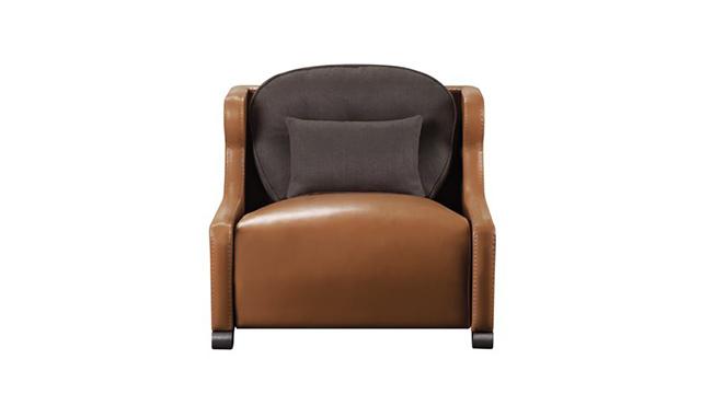 Gilda Leather Armchair