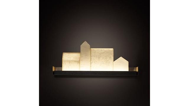 Casetta wall light