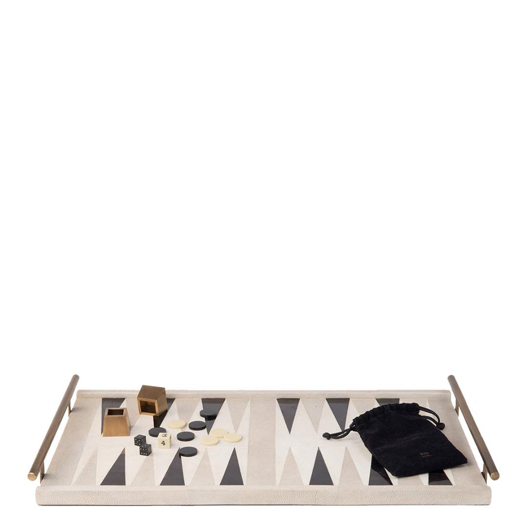 Backgammon Game Tray
