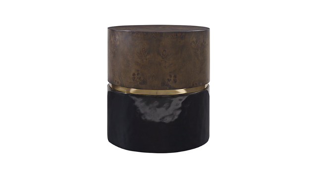 Grounded Accent Table